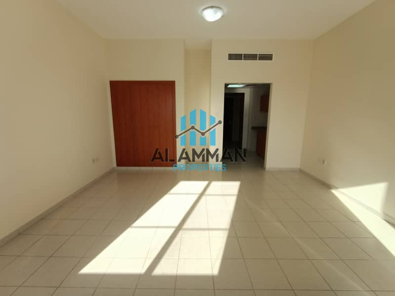 1 Month Free  + Free Maintenance Studio for rent for Family or Executive, International City