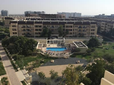 2 Bedroom Flat for Rent in Motor City, Dubai - Garden & Pool  facing
