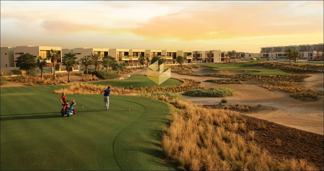 9 Great Offer/Melrose Luxury Golf Front Lake 5 Bed Villas With 4 years payment plan