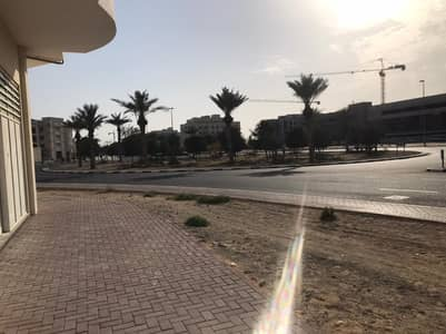 Shop for Rent in International City, Dubai - 1200 SQFT | Roundabout View | Shop for Rent In International city, Yearly Rent AED: 84,000/-