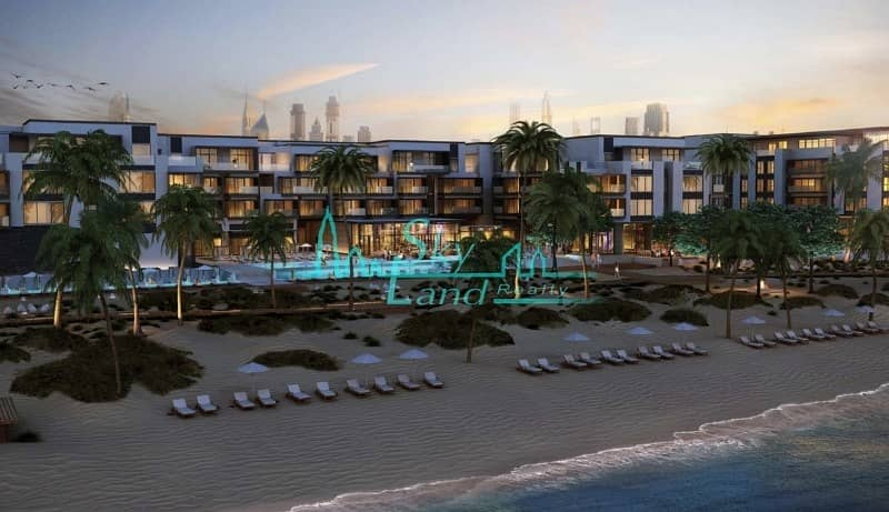 23 Resort 2-BR|Nikki Beach Residences|4th Floor|1