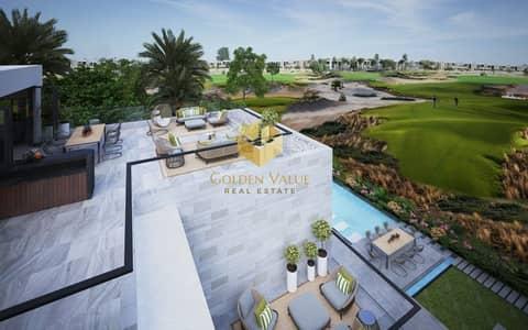 Luxury life style - 5  Master bedrooms Villa  - Easy Instalment - Amazing View