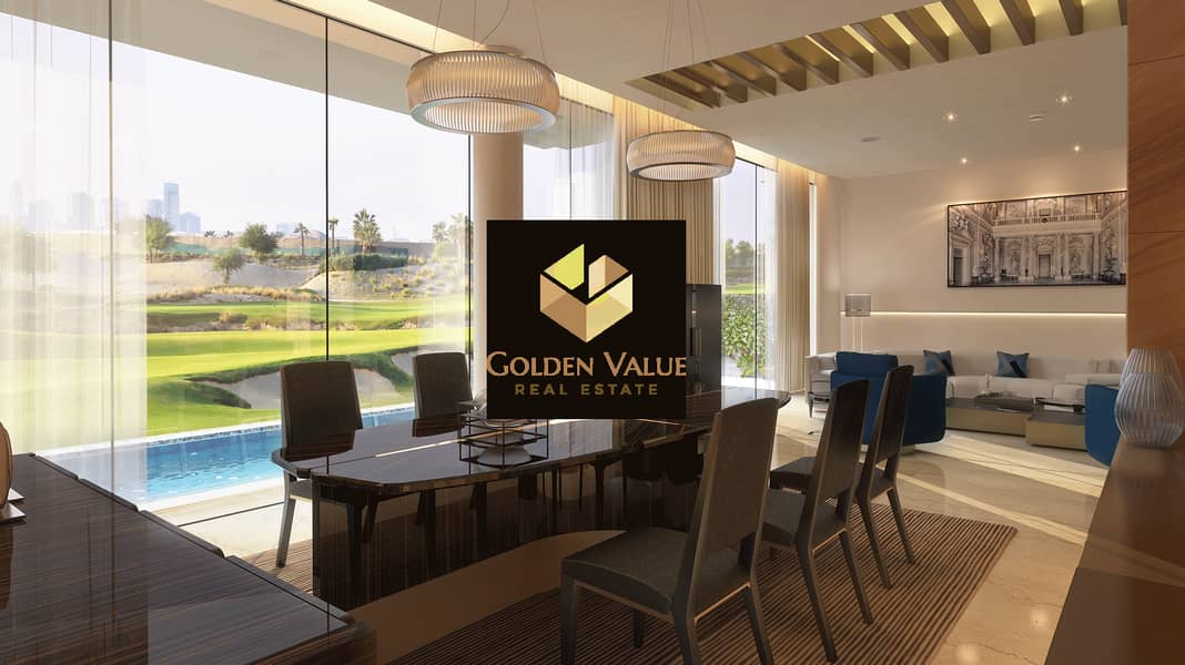 2 Luxury life style - 5  Master bedrooms Villa  - Easy Instalment - Amazing View