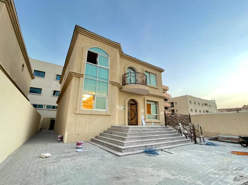 2 SPACIOUS new VILLA AVAILABLE FOR RENT IN AL Mowaihat AJMAN