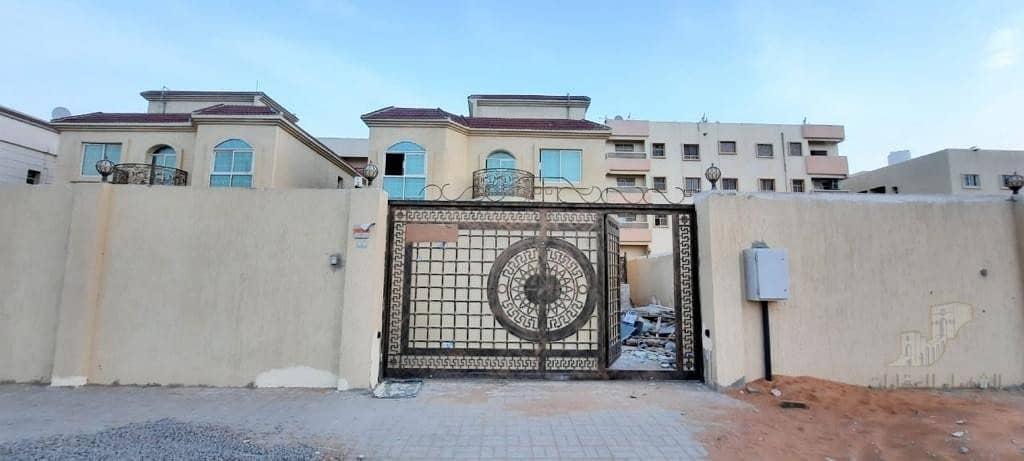 13 SPACIOUS new VILLA AVAILABLE FOR RENT IN AL Mowaihat AJMAN
