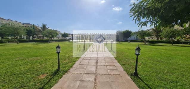 3 Bedroom Townhouse for Sale in Al Hamra Village, Ras Al Khaimah - Spacious 3 Bedrooms + Maids Room With Big Terrace Bayti Home