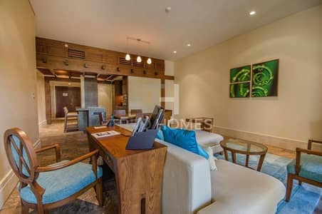 شقة 2 غرفة نوم للايجار في نخلة جميرا، دبي - Genuine Price   All Bills Inc   Serviced Apt