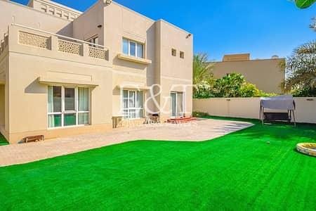 فیلا 4 غرف نوم للبيع في السهول، دبي - Fully Upgraded|Italian Designed |Vastu Compliant