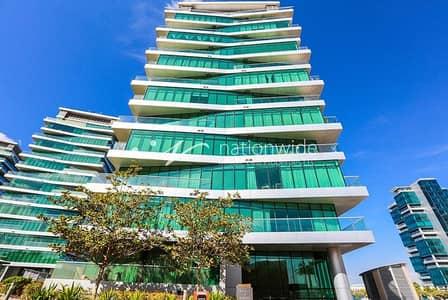 فلیٹ 4 غرف نوم للايجار في شاطئ الراحة، أبوظبي - Live Comfortably In This Luxurious Apartment