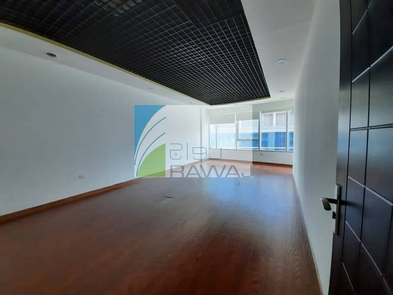 2 FULLY FITTED OFFICE  WITH PARTITIONED FOR RENT IN ONTARIO TOWER