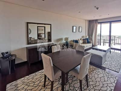 شقة 2 غرفة نوم للبيع في نخلة جميرا، دبي - Best Layout   Serene Sea Views   Anantara