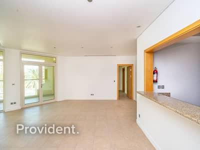 شقة 3 غرف نوم للايجار في نخلة جميرا، دبي - A Type | Park Facing | Well Maintained | 4 Cheque