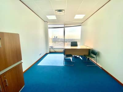 Office for Rent in Al Khalidiyah, Abu Dhabi - Affordable Elegant Office @ Maxhome BC