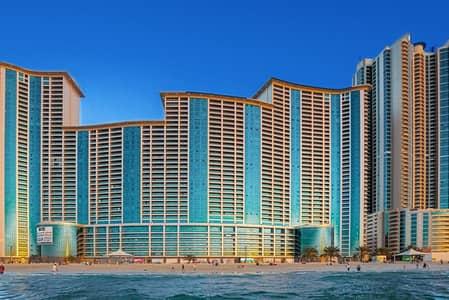 فلیٹ 1 غرفة نوم للبيع في كورنيش عجمان، عجمان - Luxury & Spacious   From Developer with 5%