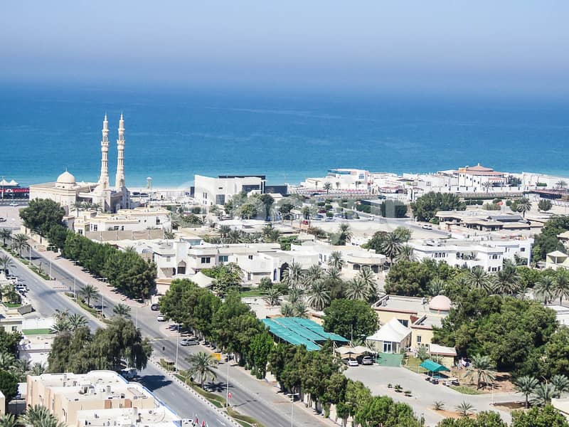 2 Bedroom Full Sea View  for Rent in Ajman One
