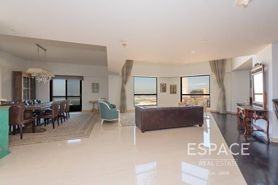 2 Exclusive | Full Sea View | Duplex 3 Bed