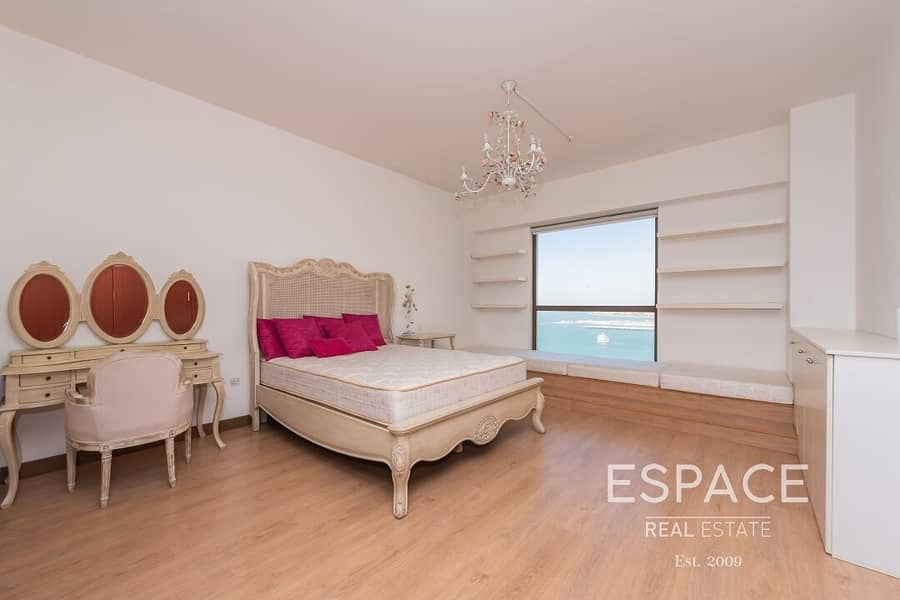 13 Exclusive | Full Sea View | Duplex 3 Bed