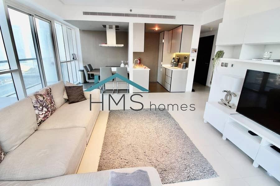 2 Corner Unit | Modern Finish | Bright Apartment