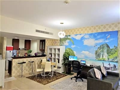 Studio for Sale in Jumeirah Beach Residence (JBR), Dubai - Vacant| Fully Furnished| Deal Open Now