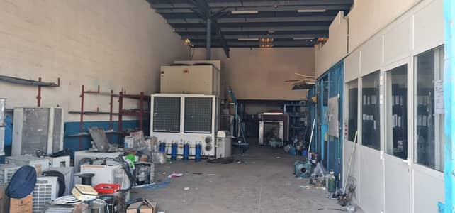 Warehouse for Rent in Industrial Area, Sharjah - 3500 square feet Warehouse TOLET in Industrial area 2, Sharjah
