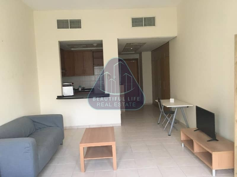 Spacious Studio | Prime location | Fully Furnished