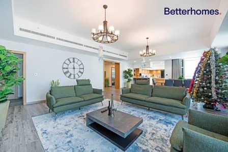 5 Bedroom Flat for Sale in Dubai Marina, Dubai - Fully Upgraded | Marina Views |  High Floor