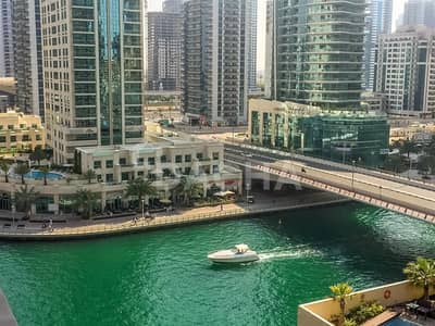 1 Bedroom Apartment for Sale in Dubai Marina, Dubai - 1 Bed / Marina View / Rented Unit