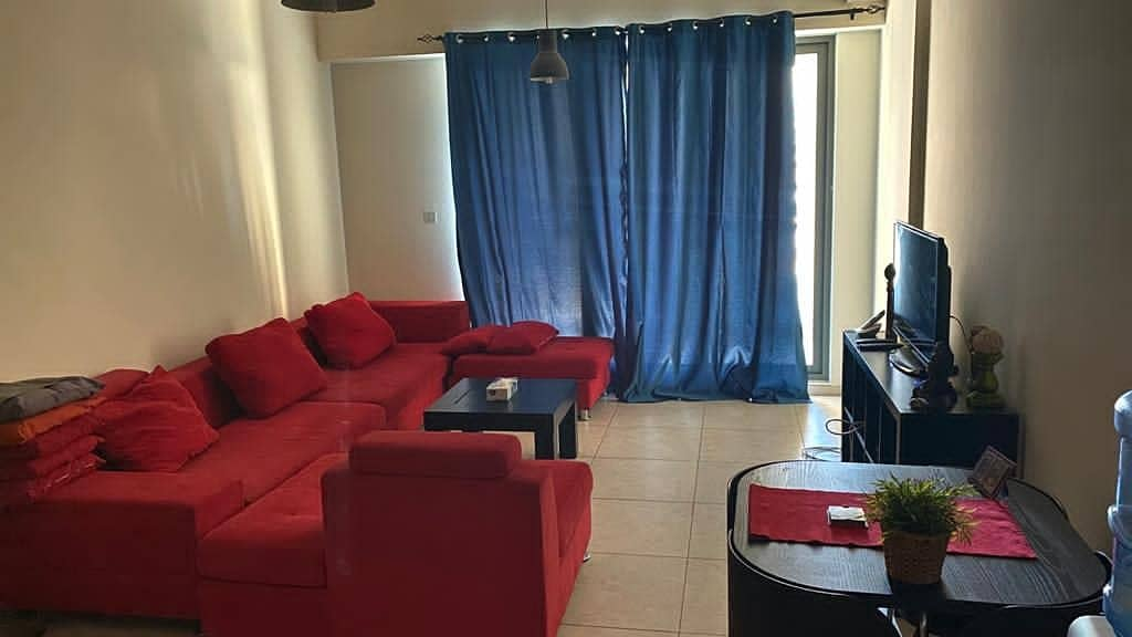 Fully Furnished 1 BHK | Ruby Residence | WB | 38K