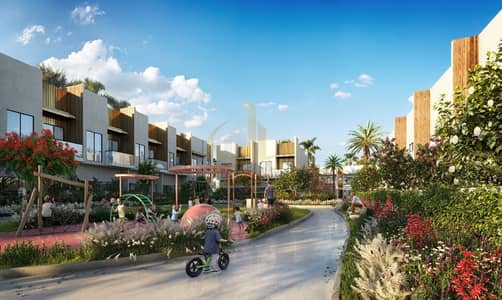 2 Bedroom Townhouse for Sale in Mohammed Bin Rashid City, Dubai - Mag City Townhouses Offers 2 Years Post-Handover