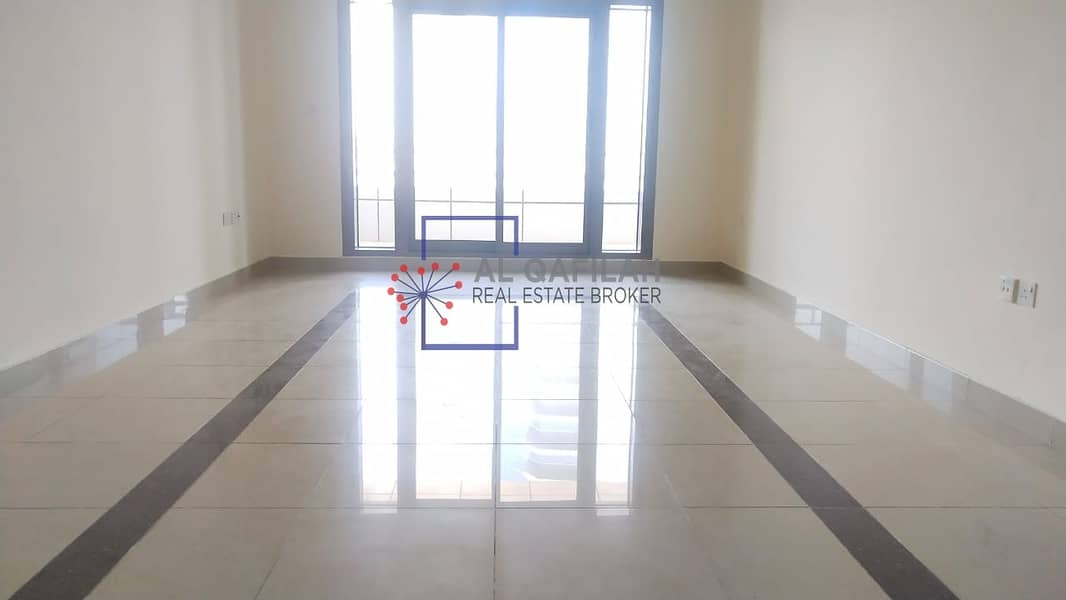2 Chiller Free | Balcony | Close Kitchen| All Facilities | Tecom