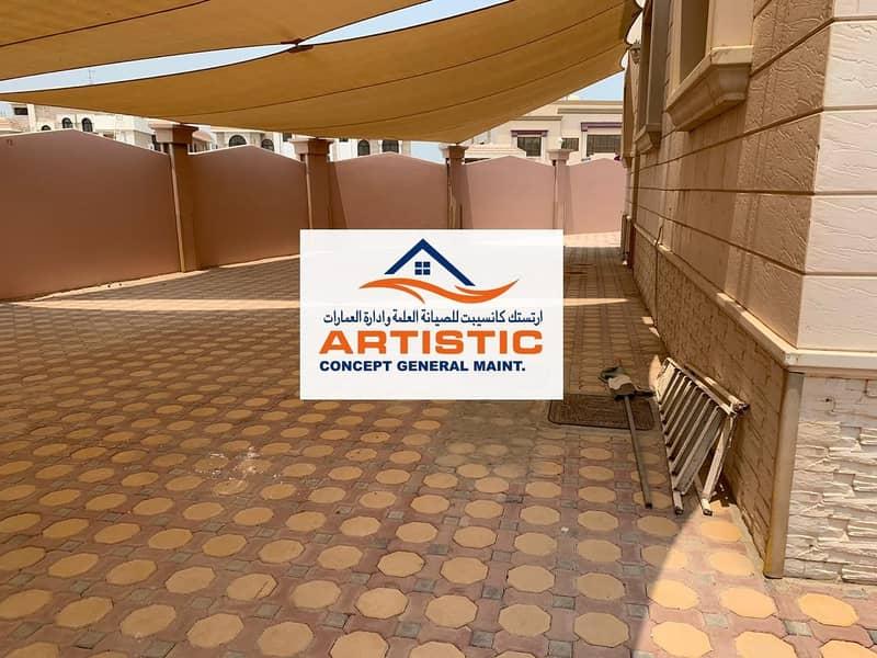 Staff accommodation Villa Available in Al Muroor