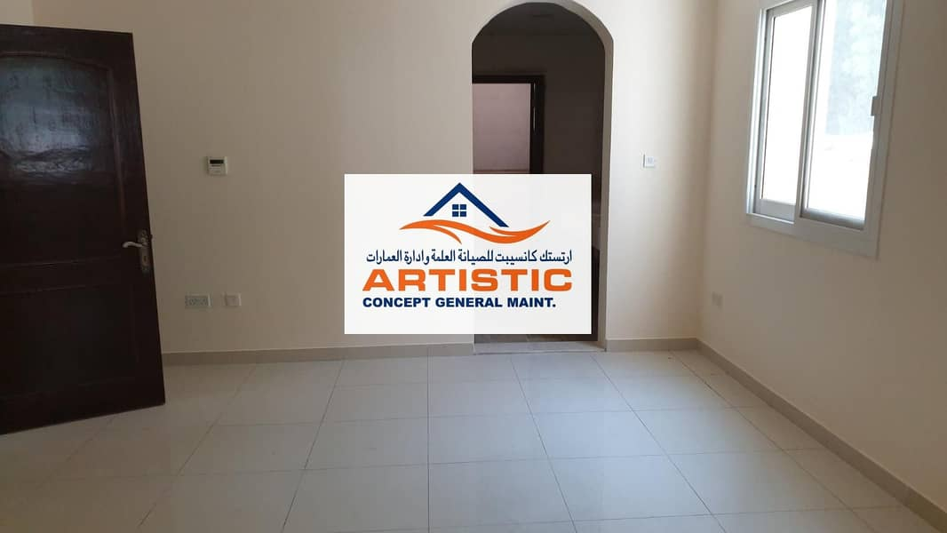 1 Proper Staff Accommodation Available in Khalifa A