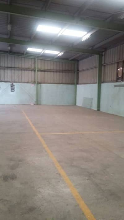 Independent warehouse for rent in Al Quoz