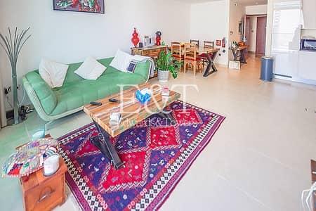 فلیٹ 1 غرفة نوم للايجار في دبي مارينا، دبي - Furnished/Unfurnished   High Floor   Must See