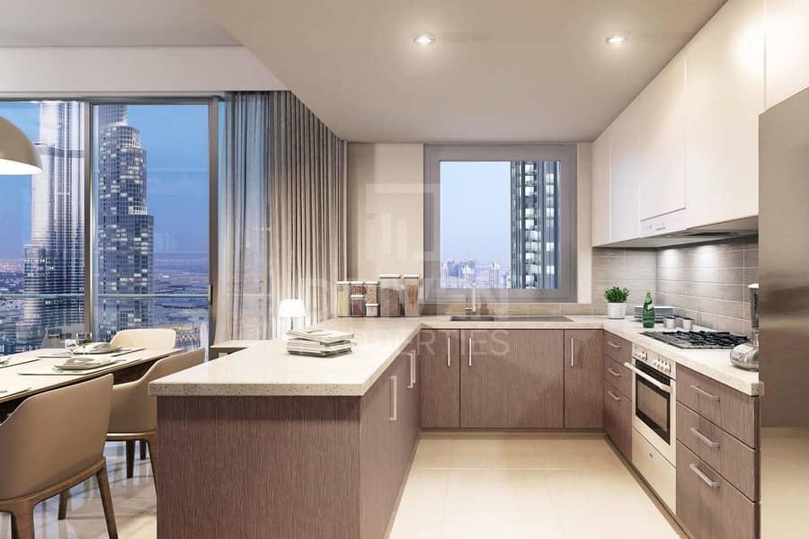 2 High Floor   Great Floor Plan   4 Yrs PP