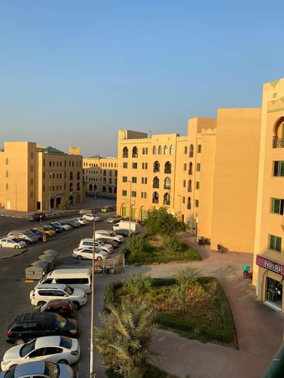 Int. City | Morocco Cluster Building J | Rented  Studio without Balcony | For Sale
