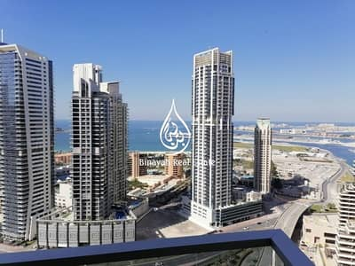 1 Bedroom Apartment for Rent in Dubai Marina, Dubai - Stunning View | Great Location | Vacant |65K|