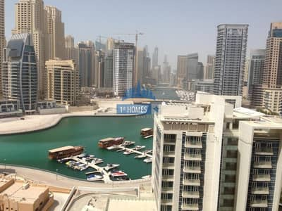 2 Bedroom Flat for Sale in Dubai Marina, Dubai - Best Marina & Canal View / 2BR  / Chiller Free