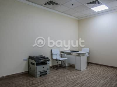 Office for Rent in Bur Dubai, Dubai - FOR AS LOW AS 6,000/AED AMAZING OFFER FOR VIRTUAL OFFICE WITH YEARLY EJARI CONTRACT.