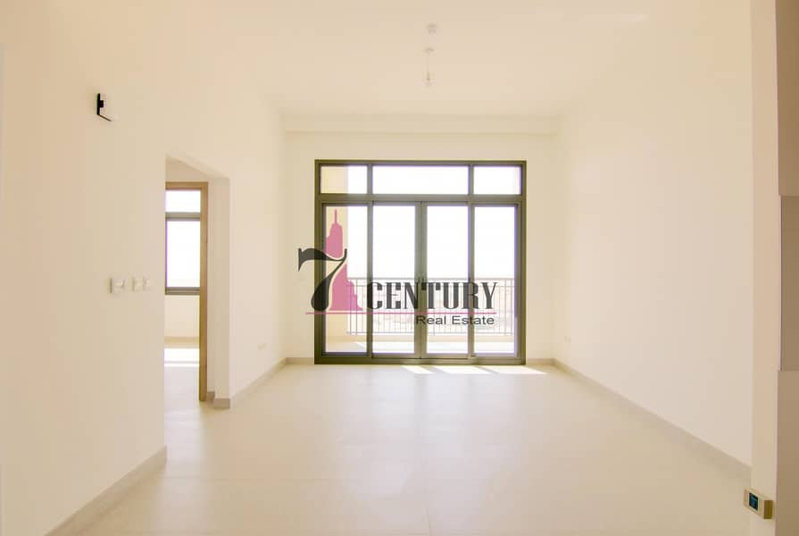 2 Cheques | Brand New | 1 Bedroom Apartment