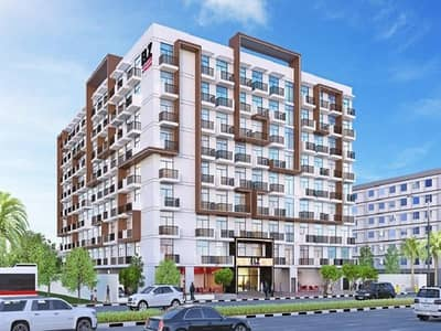 1 Bedroom  Apartment For Sale  In Arjan | 5 Years | Payment Plan With 1% Monthly Pay
