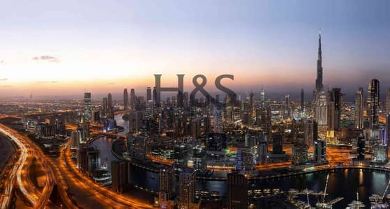 Luxury Living Apt I Breathtaking Views of Burj Khalifa