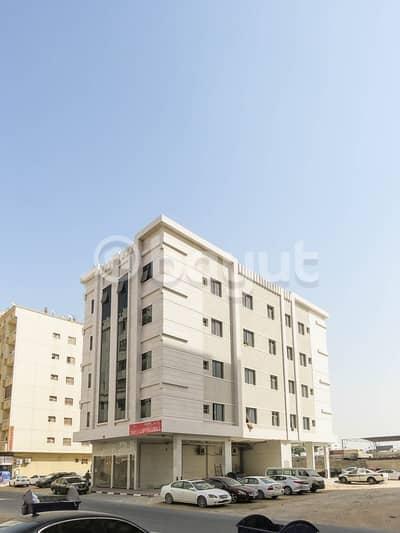 شقة 1 غرفة نوم للايجار في عجمان الصناعية، عجمان - بناية جديدة أول ساكن غرفة وصالة مقابل GMC بسعر حصرى ومساحات جيدة