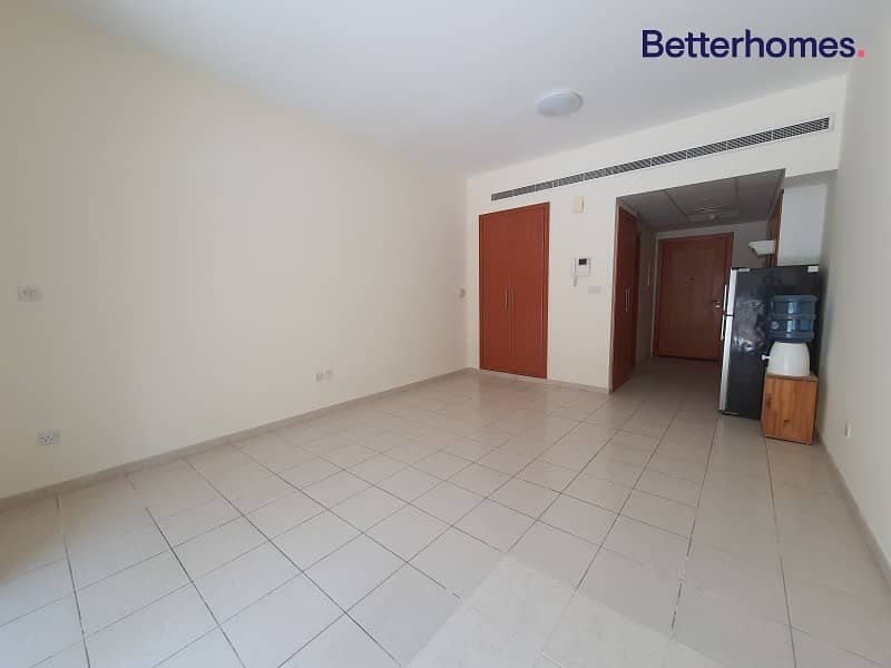 Semi Furnished | Vacant | Ground Floor |