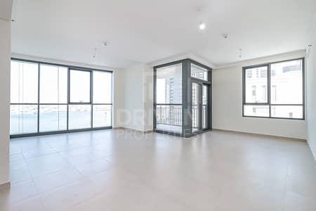فلیٹ 2 غرفة نوم للايجار في ذا لاجونز، دبي - High Floor Apt with Creek and Pool Views