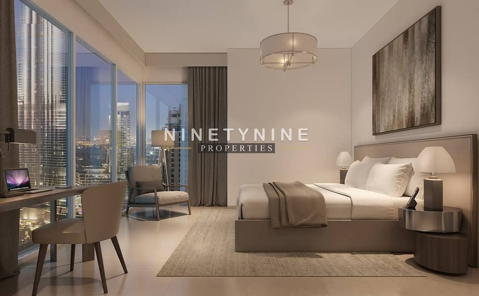 2 Serviced 1 Bedroom apartment | Series 03