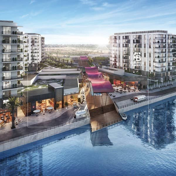 2 Spacious 2br Apartment| Waterfront Living in Yas Island