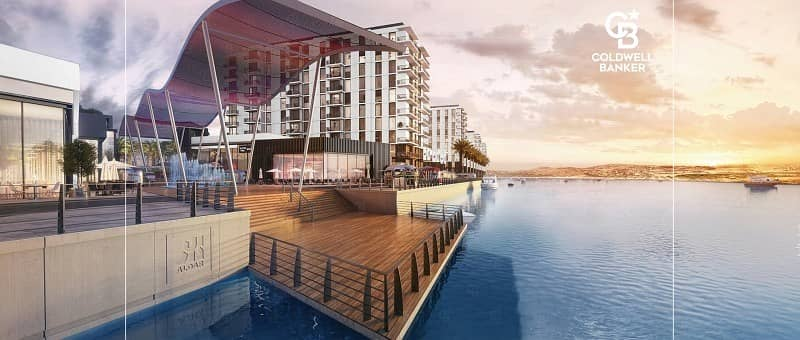 9 Spacious 2br Apartment| Waterfront Living in Yas Island