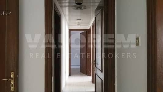 2 Bedroom Flat for Rent in Electra Street, Abu Dhabi - Spacious 2 BHK in Electra St located in front of Bus stop