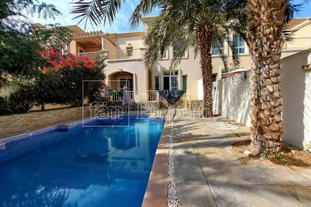 3 Bedroom Townhouse for Rent in The Springs, Dubai - Large plot | Private pool | Spacious villa